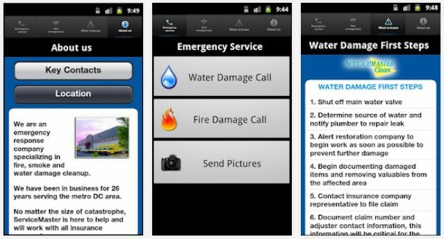 New Mobile App for ServiceMaster Can Benefit your Business