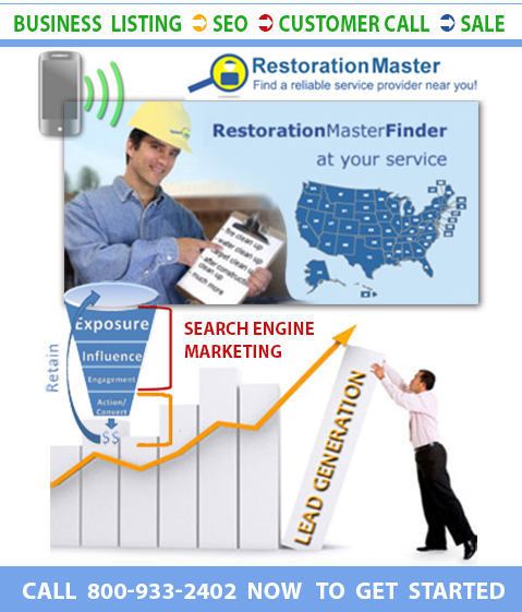 RMF - leads generation website