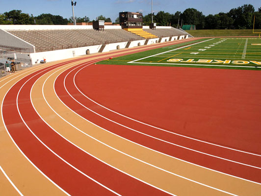 Baldwin-Wallace College Location: Berea, OH Project: George Finnie Stadium Product(s) Used: