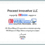 Proceed Innovative in the 20 Most Promising Web Development Providers