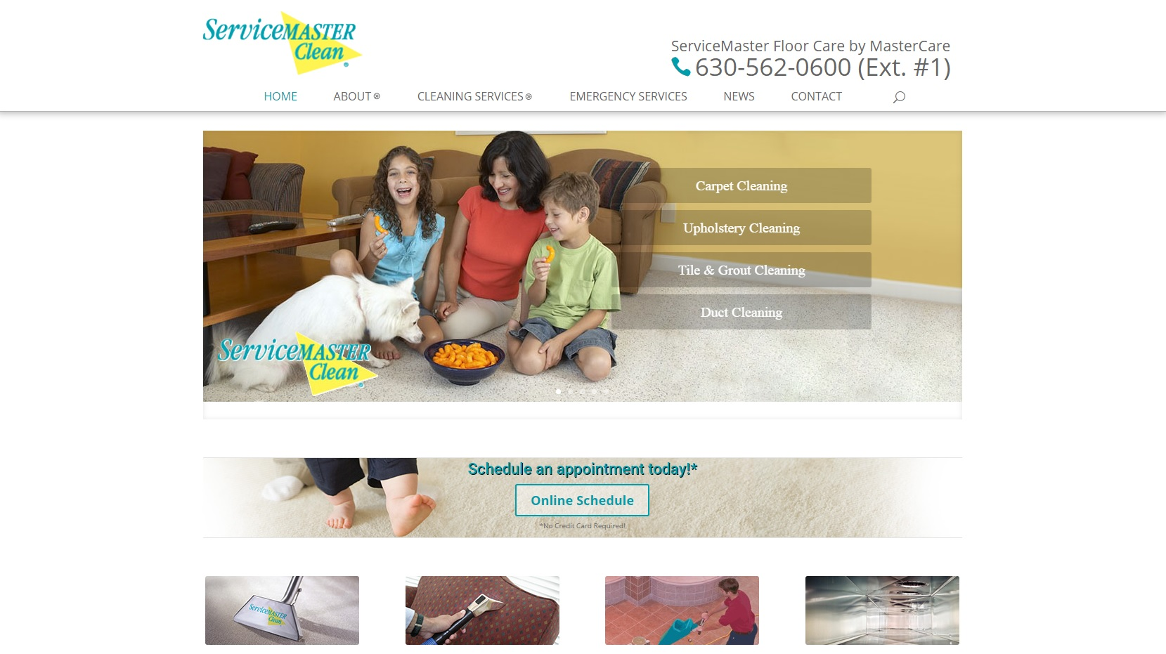 ServiceMaster Floor Care By MasterCare SEO amp Web Design