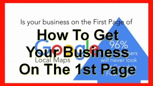 Maximizing your Google My Business Listing