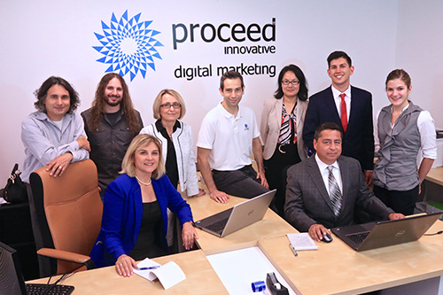 Proceed Innovative - Chicago team