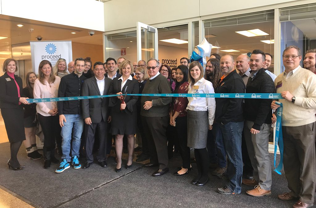Proceed Innovative Ribbon Cutting Event was a Great Success
