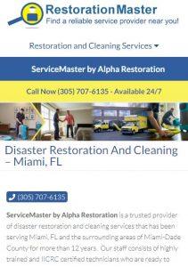 restorationmasterfinder.com mobile