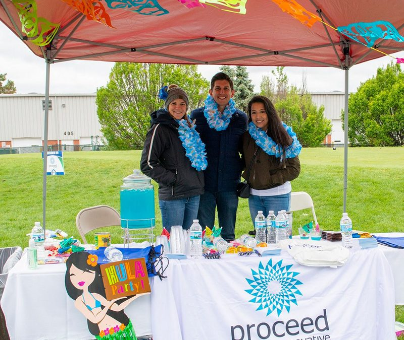 Proceed Innovative – a Sponsor at the Schaumburg Business Association's Annual Golf Classic