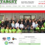 target restoration - homepage