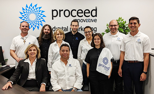 Proceed Innovative team