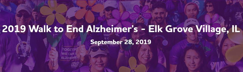 Walk to End Alzheimer's Event