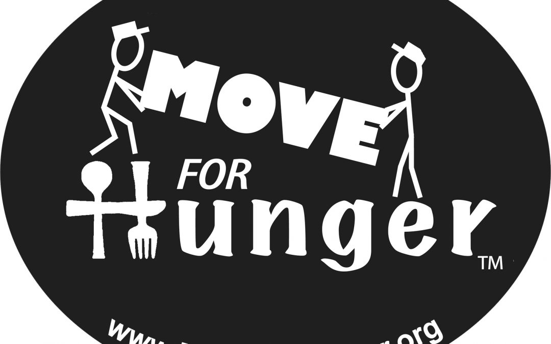 Proceed Innovative Hosting Drop Off Location for Move for Hunger Food Drive 2019