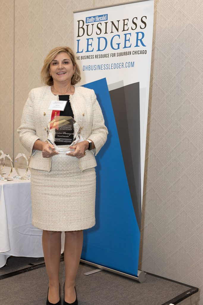 Influential Women in Business Award