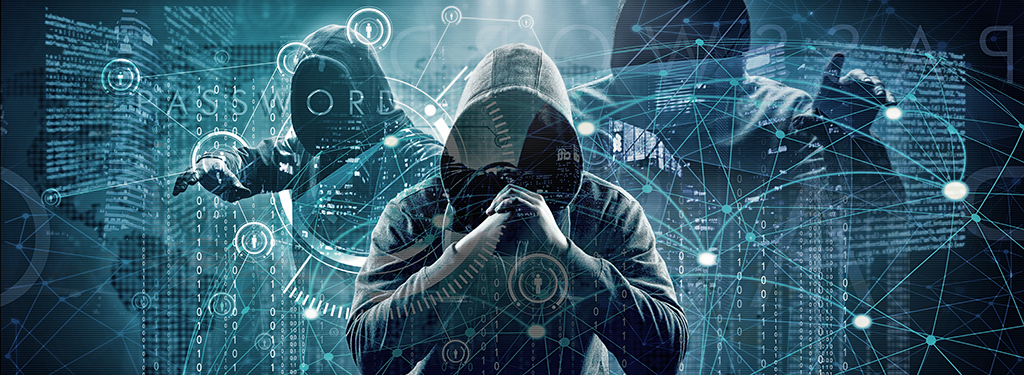 Hacker - Cyber criminal