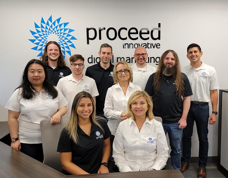 Proceed Innovative team